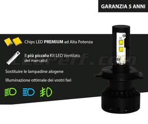 Kit Bi LED H4 Moto