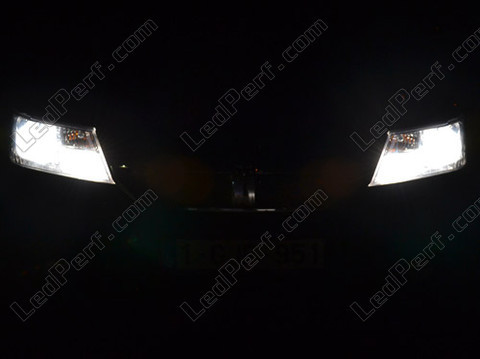 LED Abbaglianti Dodge Journey Tuning