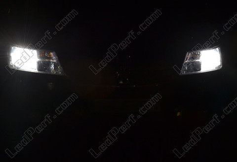 LED Anabbaglianti Dodge Journey Tuning