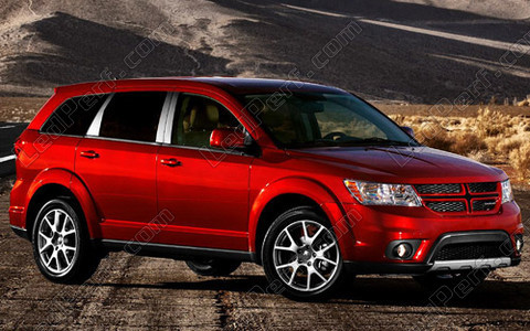 Automobile Dodge Journey