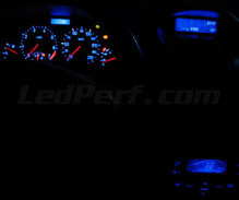 Kit LED quadro di bordo per Peugeot 206 Mux