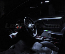 Kit interni lusso Full LED (bianca puro) per Audi A4 B7 Cabriolet - PLUS