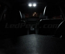 Kit interni lusso Full LED (bianca puro) per Opel Astra H GTC Panoramique