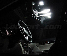 Kit interni lusso Full LED (bianca puro) per Mercedes CLS (W218)