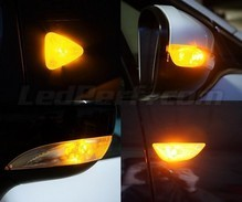 Kit ripetitori laterali led per Renault Fluence