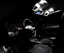 Kit interni lusso Full LED (bianca puro) per BMW X3 (E83)