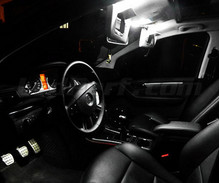 Kit interni lusso Full LED (bianca puro) per Mercedes Classe B (W245)