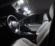 Kit interni lusso Full LED (bianca puro) per Lexus CT