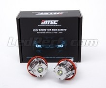 Kit angel eyes a led tipo 1 per BMW E87 E60 E39 E63 E64 E65 E66 E53 - MTEC V3