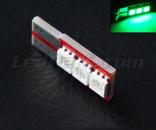 LED T10 Motion - verde - Illuminazione laterale - Anti-errore OBD W5W