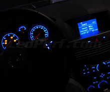 Kit LED quadro di bordo per Opel Astra H (compatibile con qualsiasi finitura)