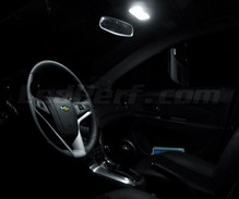 Kit interni lusso Full LED (bianca puro) per Chevrolet Cruze