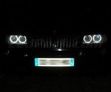 Kit angel eyes a LED per BMW X3 (E83) - MTEC V3