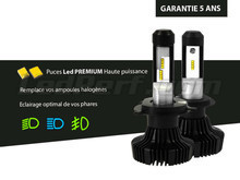 Kit lampadine a LED per DS 3 II - Elevate prestazioni