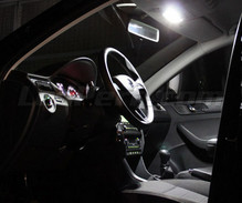 Kit interni lusso Full LED (bianca puro) per Skoda Rapid