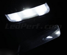 Kit interni lusso Full LED (bianca puro) per Volkswagen Polo 6R / 6C1 - Light