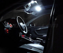 Kit interni lusso Full LED (bianca puro) per Audi A3 8P - Plus
