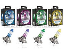 Kit di 2 lampadine H7 Philips ColorVision