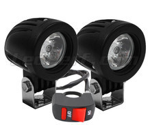Fari aggiuntivi a LED per Quad Polaris Trail Boss 330 - Lunga portata