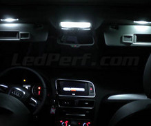 Kit interni lusso Full LED (bianca puro) per Audi Q5 - Plus