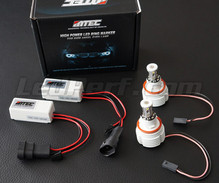 Kit angel eyes LED BMW Serie 7 (F01 F02) - Con Xenon originali - MTEC V3.0
