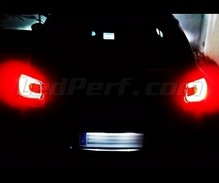 Kit LED (bianca puro targa posteriore per Citroen DS3