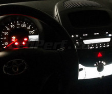 Kit LED contatore/quadro di bordo per Toyota Aygo