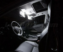 Kit interni lusso Full LED (bianca puro) per Honda Accord 7G