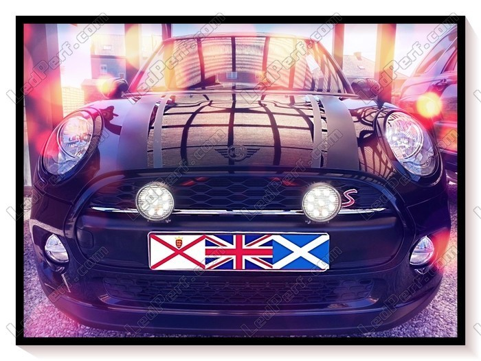 Led MINI MINI COOPER/CLUBMAN/COUNTRYMAN 2014 Cooper Phare Additionnels Leds, H4 Leds, Position Led, LedPERF Tuning