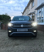 Led VOLKSWAGEN T-Cross 2020 Grey Ledperf LED Dipped Beam Headlights Tuning