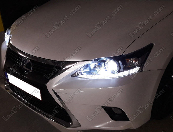 Led LEXUS CT 2016 Business Tuning